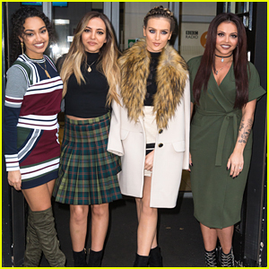 Little Mix Release 'Love Me Like You' Christmas Mix - Watch Here!
