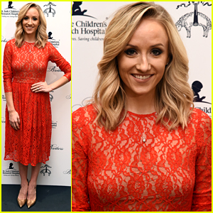 Nastia Liukin Celebrates The Holidays With Brooks Brothers & St. Jude in NYC