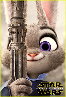 'Zootopia' Spoofs 'Star Wars' 'Fifty Shades of Gray' 'Jurassic World' & More In New Posters