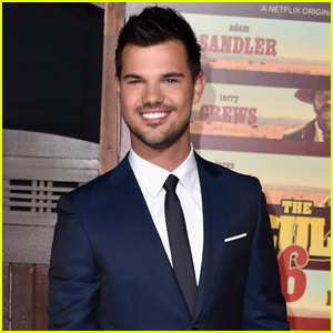 Taylor Lautner Premieres 'The Ridiculous 6' & Does a Flip on 'Jimmy Kimmel' - Watch Now!