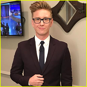 Tyler Oakley Promises Surprises at 'Snervous' Premiere Tonight