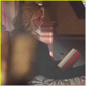 Caroline Tells Stefan She's Pregnant On 'Vampire Diaries' Tonight