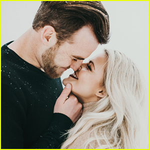 Witney Carson Shares Sneak Peek of Gorgeous Wedding Gown