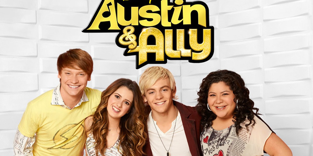 Are austin and ally hookup in the show