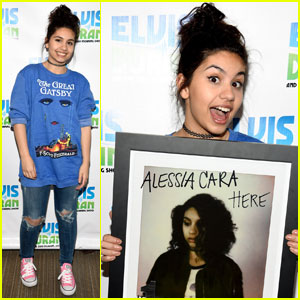 Alessia Cara Slays Cover of Selena Gomez's 'Hands to Myself' - Watch Now!