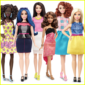 Barbie Fashionistas Doll Line Gets Makeover & Debuts New Body Types - See Them All Here!