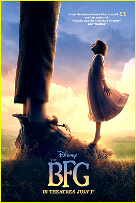 'The BFG' Gets Gigantic New Poster - See It Here!