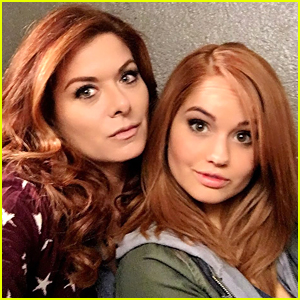 Debby Ryan Reveals New Red-Headed Role -- The Mysteries of Laura!