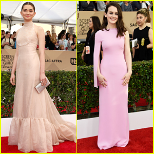 Transparent's Emily Robinson Wins Best Dressed at SAG Awards 2016