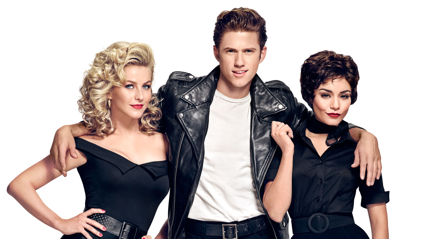 Grease live premieres in four hours full cast amp song list here