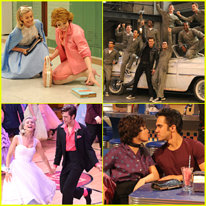 'Grease: Live' - See The Biggest Picture Gallery Here Before It Airs!