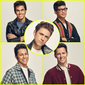 Carlos PenaVega & 'Grease: Live' Guys on How To Spot a T-Bird - Watch Now! (Exclusive)