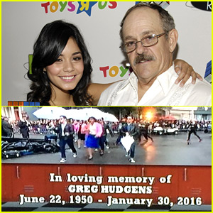 'Grease: Live' Show Dedicated to Vanessa Hudgens' Late Father