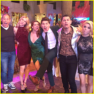 Gregg Sulkin Writes Love Letter To 'Faking It' Fans After Wrapping Season 3