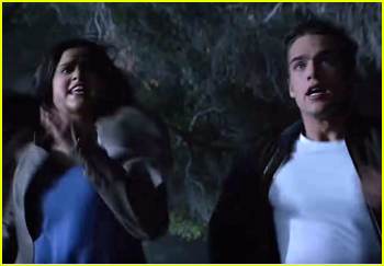 Hayden & Liam Really Run For Their Lives In New 'Teen Wolf' Clip - Watch Now!