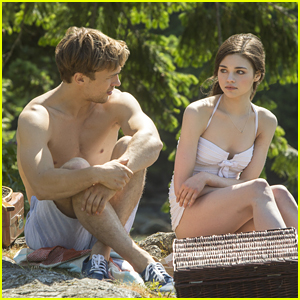 Get A First Look at India Eisley & William Moseley in 'My Sweet Audrina'