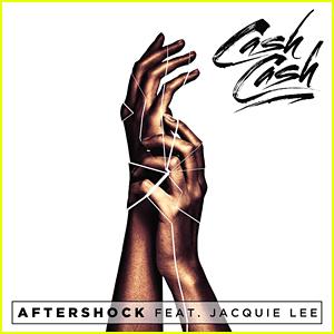 Cash Cash Drops 'Aftershock' With Jacquie Lee - Listen Now!