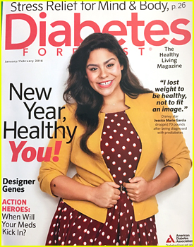 Liv & Maddie's Jessica Marie Garcia Watches Instagram Workout Videos & Talks Her Pre-Diabetes Diagnosis