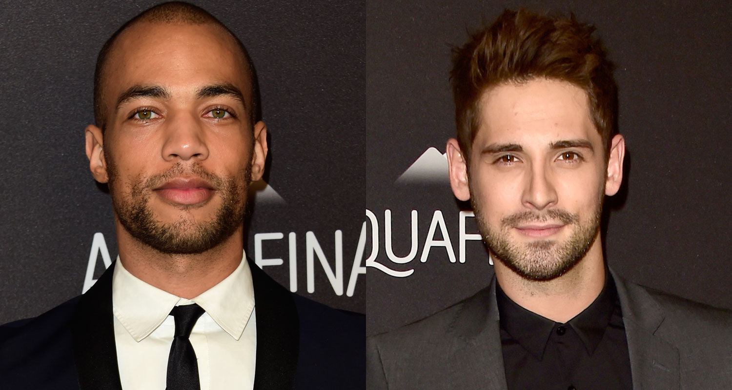 China mcclain breaking news and photos just jared jr page 5 - Kendrick Sampson Jean Luc Bilodeau Dress To Impress After Golden Globes 2016
