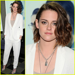 Kristen Stewart Screens 'Clouds of Sils Maria' in New York City!