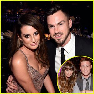 Lea Michele Says Cory Monteith 'Would Love' Her Current Boyfriend