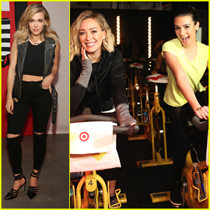 Rachel Platten Performs At Soul Cycle & Target Launch Event