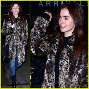 Lily Collins to Star Opposite Matt Bomer in 'The Last Tycoon'