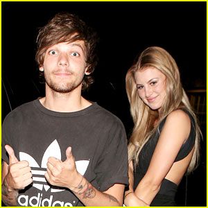 Louis Tomlinson Is a Dad, Welcomes Baby Boy with Briana Jungwirth!