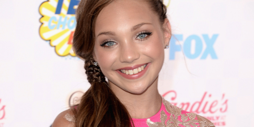 Dance moms maddie ziegler kendall vertes amp nia sioux dish on abby