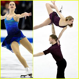 Figure Skater Polina Edmunds Wows During Short Program; Tops Gracie Gold At US National Championships 2016