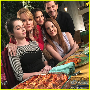 Vanessa Marano & Lea Thompson Share Pics From 'Switched At Birth's First Day of Shooting Season 5