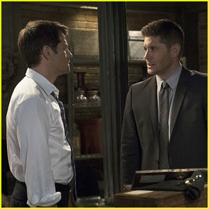 Castiel is Acting a Little Strange on Tonight's 'Supernatural'