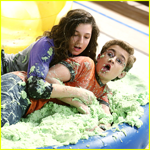 Adam & Emmy Try Out For 'Double Dare' On 'The Goldbergs' Tonight!