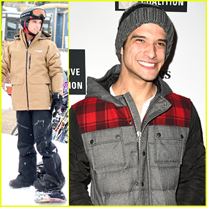 Tyler Posey Thinks Charlie Carver's Coming Out Is 'So Great'