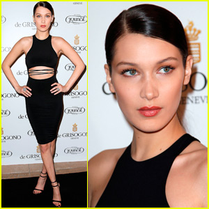 Bella Hadid Had to Give Up a Horseback Riding Career Because of Lyme Disease