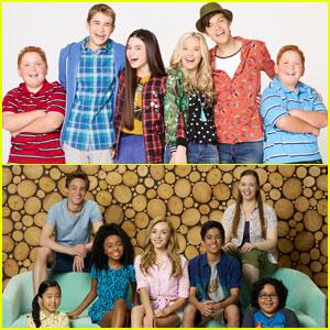 Disney Channel Renews 'Best Friends Whenever' & 'Bunk'd'!