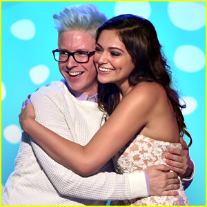 Tyler Oakley & Bethany Mota Team Up For Summer Camp For Kids #BestCampEver