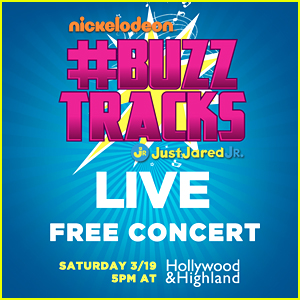 'School of Rock' Cast To Join JJJ at Nickelodeon's #BuzzTracks Live Concert TODAY!