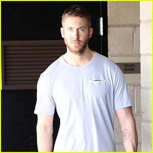 Calvin Harris Talks 'Positive Energy' & Internet Haters on Snapchat