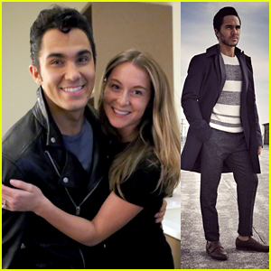 Carlos PenaVega On What's Next: A Spanglish Music Project!