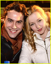 Dove Cameron Talks About Making Music With Boyfriend Ryan McCartan