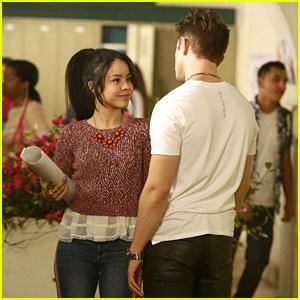'The Fosters' Sneak Peek: Brandon's Student Play 'Romeo & Juliet' Is In Trouble