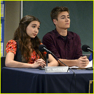 'Girl Meets World' Sneak Peek: Maya & Farkle Cheat On A Test!