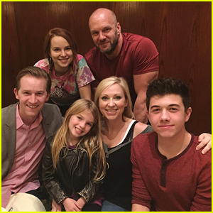 The 'Good Luck Charlie' Cast Reunites For Dinner: 'Still A Family, No Matter What'