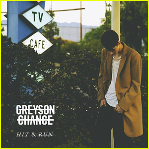 Greyson Chance Drops New Single 'Hit & Run' - Full Audio & Lyrics!