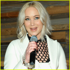 Jennifer Lawrence Calls For Equal Pay at Women in Film Pre-Oscar Party
