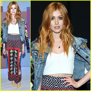 Katherine McNamara Named GirlUp's New 'Champion'