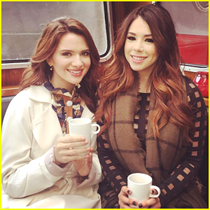 Katie Stevens & Jillian Rose Reed Have The Prettiest Promo Trip Ever