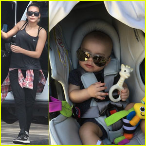 Naya Rivera's Son Josey is Getting Big!