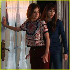 Aria & Spencer Are a Little Bit Mischievous on Tonight's 'Pretty Little Liars'